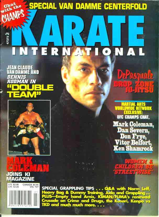 06/97 Karate International